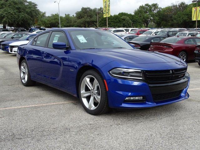 2018 Dodge Charger R T Rwd In San Antonio Tx