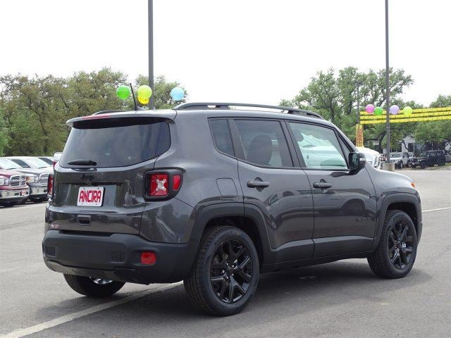 Discount Tire Near Me >> 2018 Jeep Renegade Altitude Granite Crystal Metallic Clear-Coat Exterior Paint For Sale San ...