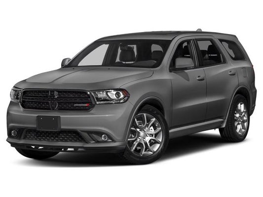 2020 Dodge Durango R T Destroyer Grey Clear Coat Exterior