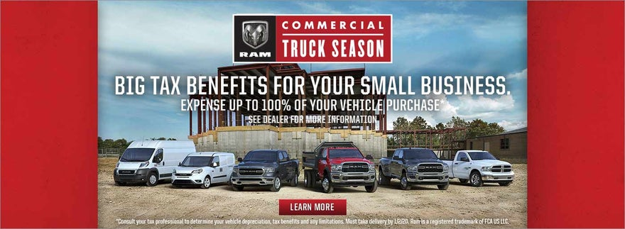 Ram Commercial Truck Season In San Antonio Tx Ancira