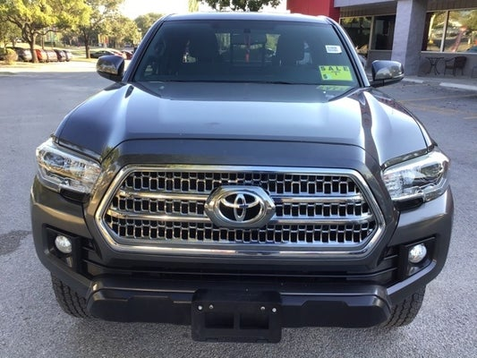 used 2016 toyota tacoma for sale in san antonio tx l ancira used 5tfsz5an0gx026279 2016 toyota tacoma trd offroad