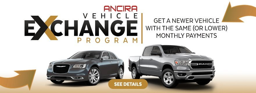 Ancira Chrysler Jeep Dodge Ram In San Antonio Tx Sales