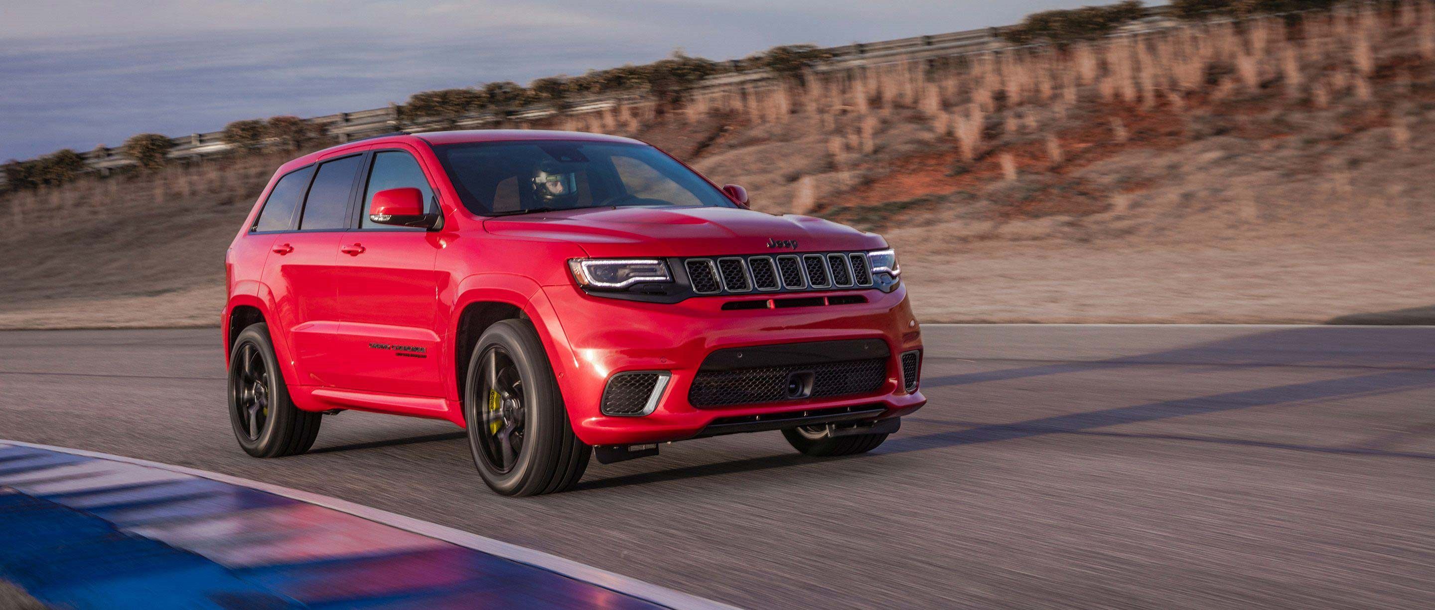 2018 Jeep Grand Cherokee Trailhawk For In San Antonio